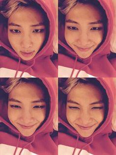 Kim Nam Joon twitter update