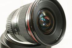 Canon EF 17-35mm F/2.8 L USM Lens for Canon-AF Camera (Di...