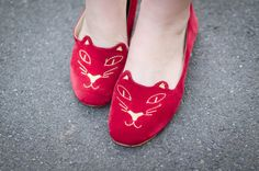 Charoltte Olympia Cat Shoes