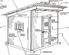 Goat Shelter Diagram Down On The Farm Pinterest