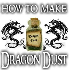 Today I am showing how to make Dragon Dust What is Dragon Dust? Dragon Dust is magical Incense Designed to Draw Dragon magic a. Witch Spell, Pagan Witch, Witches, Wiccan Shops, Wiccan Crafts, Magick Spells, Hoodoo Spells, Dragon Crafts, Kitchen Witch