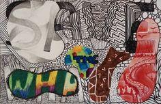 a faithful attempt: Elements of Art Word Design Elements And Principles, Elements Of Art, Middle Childhood, Middle School Art, High School, Art Basics, Art Worksheets, Art Folder, Word Design