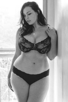 curvy girls are beautiful