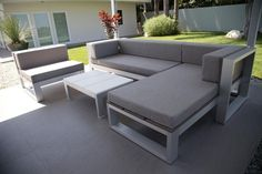 Captivating DIY Patio Furniture