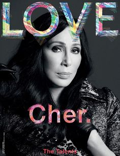 Love Magazine Fall Winter 2015 Covers
