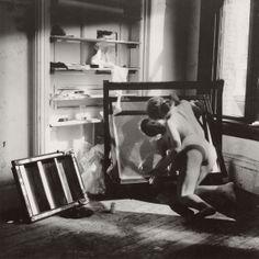 A Woman. A Mirror. A Woman is a Mirror for a Man Francesca Woodman