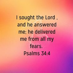 Seek The Lord, Deliver Me, Scripture Pictures, Psalms, Board