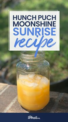 Watermelon Moonshine Recipe, Flavored Moonshine Recipes, Easy Drink Recipes, Alcohol Drink Recipes, Punch Recipes, Ole Smoky Moonshine, Moonshine Cocktails, Vintage Cocktails, Moon Shine