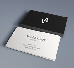Architect Business Card 16