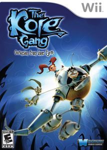 Kore Gang: Outvasion From Inner Earth - Wii Game