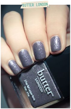 Butter London * No more waity, Katie