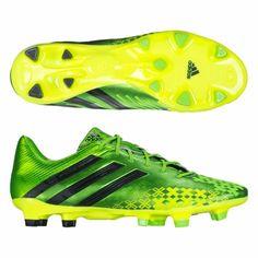adidas Predator LZ TRX FG Soccer Cleats - Ray Green
