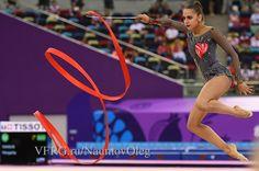 Margarita Mamun (Russia), European Games 2015
