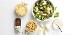 In 6 stappen de perfecte salade | EMTÉ Supermarkten
