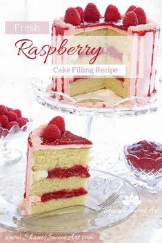 Raspberry Cake filling - fresh raspberry or fruit compote recipe Fresh raspberry cake filling recipe. Raspberry compote recipe using fresh or frozen raspberries. Raspberry Compote Recipe, Raspberry Cake Filling, Raspberry Fruit, Fresh Raspberry Recipes, Cupcakes, Cupcake Cakes, Cake Filling Recipes, Dessert Recipes, Desserts