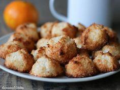 Rochers coco, kokos bredele ou congolais - Bredele d'Alsace