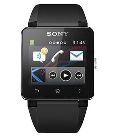 Sony Unisex Smart Watch SW2 (Android) At Rs.8360