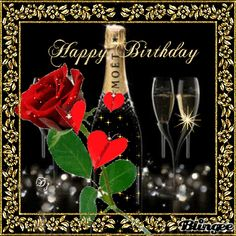 happy birthday lieber christian Happy Birthday Gif Images, Happy Birthday Greetings Friends, Happy Birthday Wishes Cake, Happy Birthday Celebration, Birthday Wishes Messages, Happy Birthday Ballons, Happy Birthday Black, Dragons Cake, 3 D