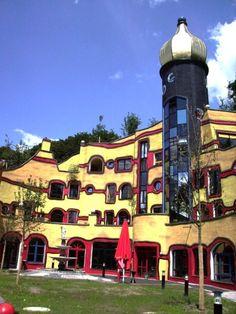 Hundertwasser-house - Grugapark Essen - Germany