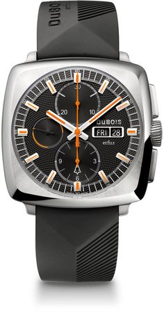 DuBois et fils Watch DBF002-01 Chronograph Limited Edition