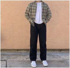 Indie Fashion Men, Streetwear Fashion, Fashion For Boys, Teenage Boy Fashion, Trendy Mens Fashion, Grunge Fashion, Urban Fashion, 90s Fashion, Retro Fashion