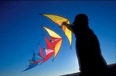 Prism Micron 5 Stack Stunt Kite Set