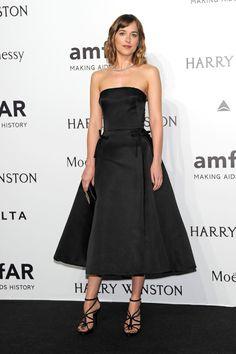 Dakota Johnson in Christian Dior