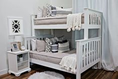 Styled for Bunk Beds – Beddy's Make Your Bed, How To Make Bed, Girls Bedroom, Bedroom Decor, Bedroom Ideas, Floral Bedroom, Beddys Bedding, Zipper Bedding, Shared Bedrooms