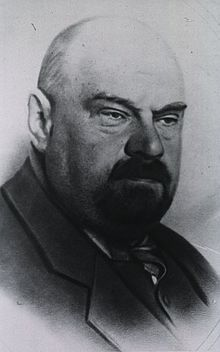 Pyotr Borisovich Gannushkin  (March 8, 1875 – February 23, 1933, Moscow) was a Russian psychiatrist who developed one of the first theories of psychopathies known today as personality disorders. He was a student of Sergei Korsakoff and Vladimir Serbsky. Not only did he manage to delineate certain organizational tasks of social psychiatry, but he also clearly formulated the main methodological aim of social psychiatrists