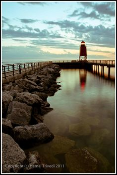 One of my favorite places....Charlevoix, MI