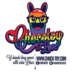 chocotoy is love on Behance