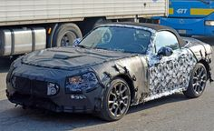 Abarth 124 Hits the Road!