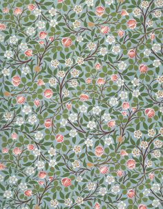 william morris wallpaper designs - Google Search