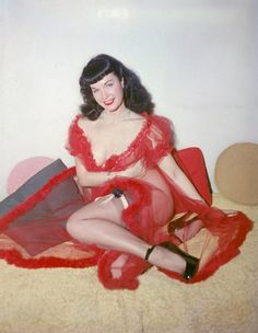 My Favorite Betty Page Picture