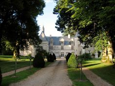 French Country Style Church | Chateau de Bussiere Touraine