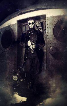Steam-Punk Conductor