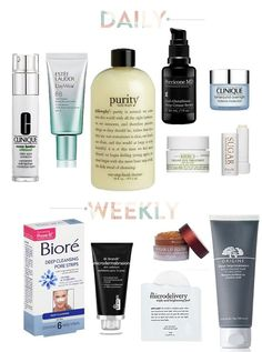 The best skin care products.....Thanks Emily Running in Heels! #Skincareproducts