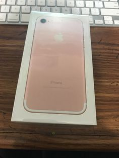 Apple iPhone 7 (Latest Model)  32GB  Rose Gold (T-Mobile) Smartphone