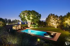 Check Out Jennifer Aniston and Justin Theroux's L.A. Home Photos | Architectural Digest