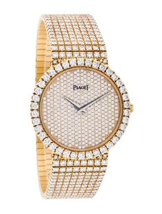 Elegant Watches, Stylish Watches, Beautiful Watches, Luxury Watches, Cool Watches For Women, Vintage Watches Women, High Jewelry, Luxury Jewelry, Expensive Watches