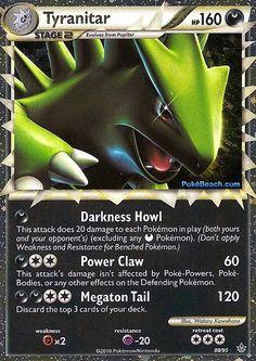 pokemon soul silver cards - Google Search