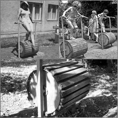 squarel-wheel - just run faster and faster! Old Pictures, Old Photos, Retro Sweets, Just Run, Budapest Hungary, How To Run Faster, Good Old, Historical Photos, Childhood Memories