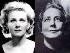 """Elisabeth Schwarzkopf & Marga Hoeffgen """"Christe eleison"""" J. S. Bach"""