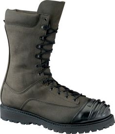 LaCrosse Men's Highwall Mining Boot   Coal Mining Boots & Safety ...