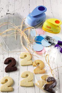 Recetas de galletas de cumpleaños