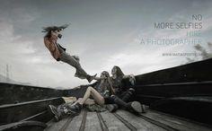 Posti Photography: No more selfies, 1