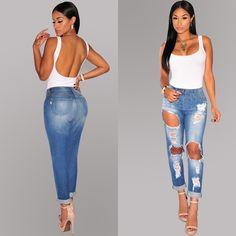26.39$  Buy now - https://alitems.com/g/1e8d114494b01f4c715516525dc3e8/?i=5&ulp=https%3A%2F%2Fwww.aliexpress.com%2Fitem%2FAutumn-Fashion-Women-s-Slim-stretch-denim-capris-pants-Plus-Size-Hot-Sexy-large-hole-Ripped%2F32532724374.html - Autumn Fashion Women's Slim stretch denim capris pants Plus Size Hot Sexy large hole Ripped Skinny jeans