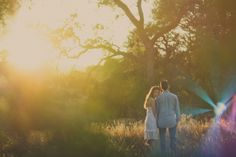 Inspired by This Engagement Session on a Lake by Kappen Photography