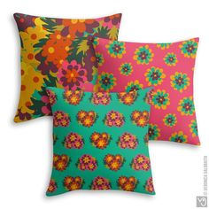 Some of my super colourful Redbubble cushions! Have you got any Christmas pressies that you still need to buy?!? You can get 20% OFF everything at Redbubble today, just use GETGIFTY code at checkout... You're welcome... ⠀ https://www.redbubble.com/people/verogalbraith/shop