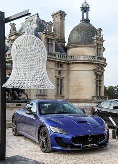 Maserati Gran Turismo. #Carlover? Please visit www.fi-exhaust.com , Look what we can do for your car!